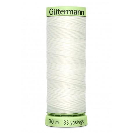 111 fil a coudre super resistant gutermann 30m
