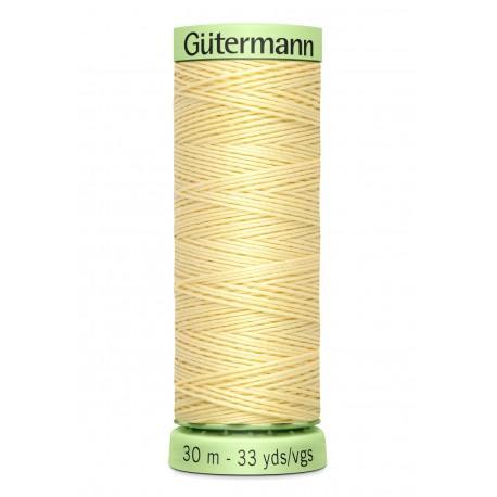 325 fil a coudre super resistant gutermann 30m