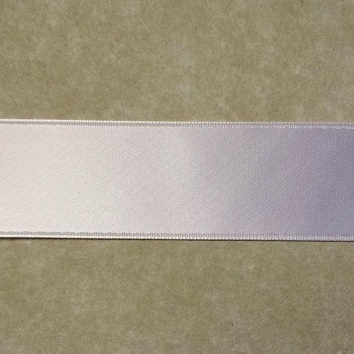 401 ruban satin 25mm blanc