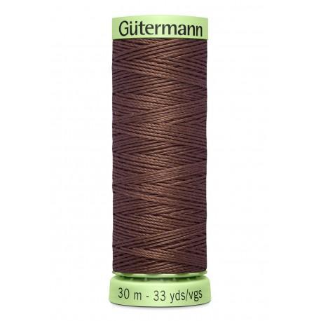 446 fil a coudre super resistant gutermann 30m