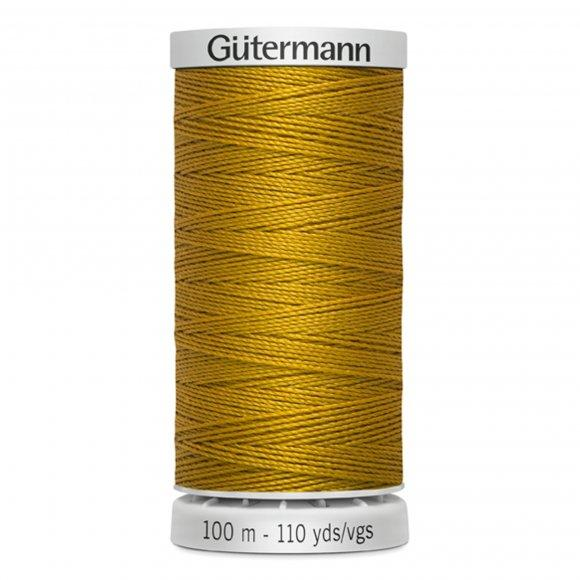 Bobine 412 fil a coudre extra fort gutermann 100m