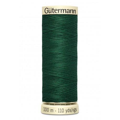 Bobine n 340 de fil pour tout coudre polyester gutermann 100 m