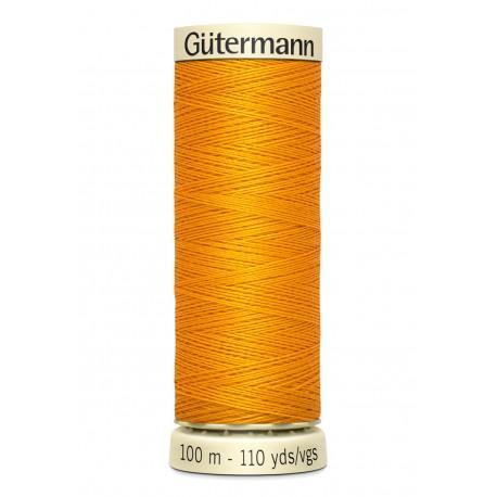 Bobine n 362 de fil pour tout coudre polyester gutermann 100 m
