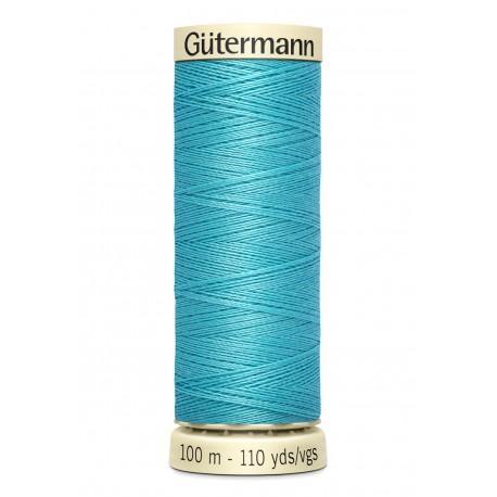 Bobine n 714 de fil pour tout coudre polyester gutermann 100 m