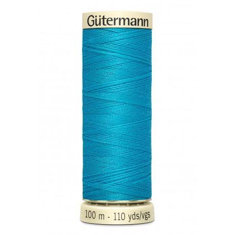 Bobine n 736 de fil pour tout coudre polyester gutermann 100 m