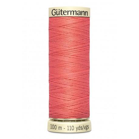 Bobine n 896 de fil pour tout coudre polyester gutermann 100 m