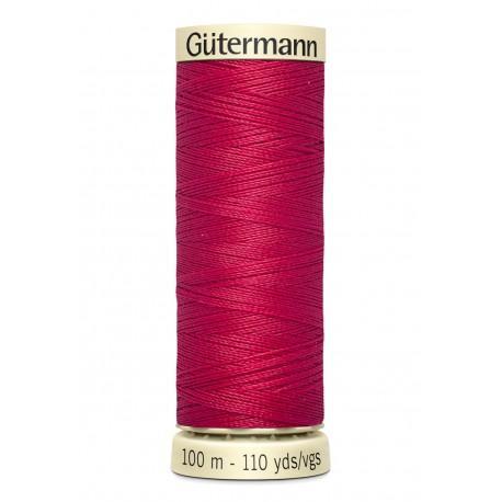 Bobine n 909 de fil pour tout coudre polyester gutermann 100 m