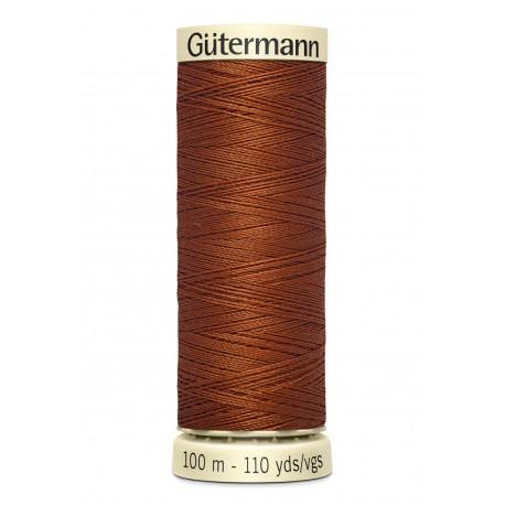 Bobine n 934 de fil pour tout coudre polyester gutermann 100 m