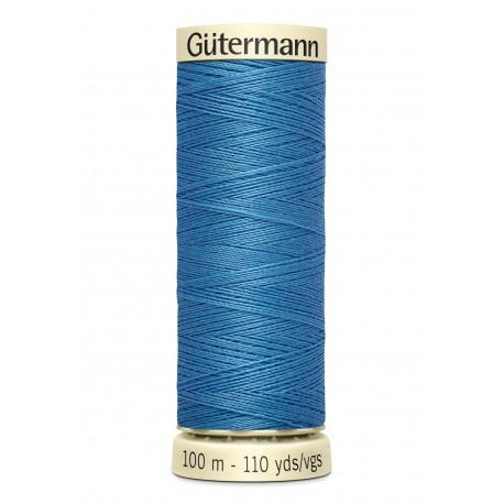 Bobine n 965 de fil pour tout coudre polyester gutermann 100 m