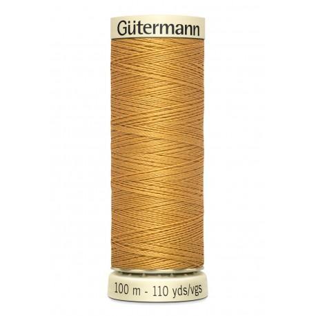 Bobine n 968 de fil pour tout coudre polyester gutermann 100 m