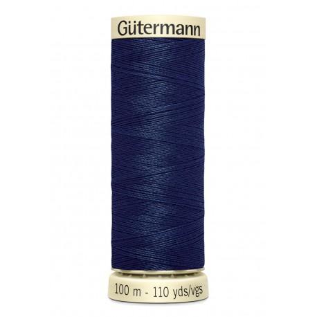 Bobine n011 de fil pour tout coudre polyester gutermann 100 m