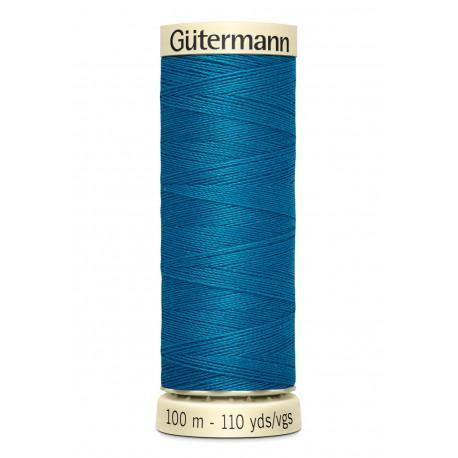 Bobine n025 de fil pour tout coudre polyester gutermann 100 m