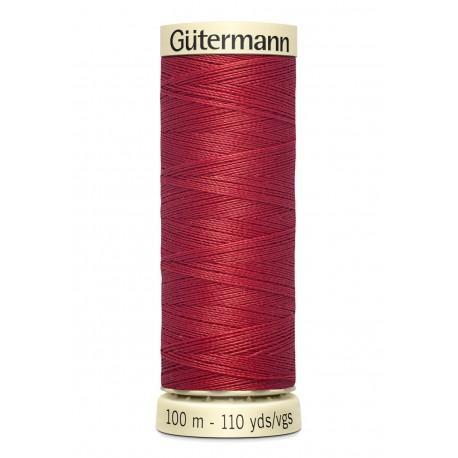 Bobine n026 de fil pour tout coudre polyester gutermann 100 m