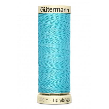 Bobine n028 de fil pour tout coudre polyester gutermann 100 m
