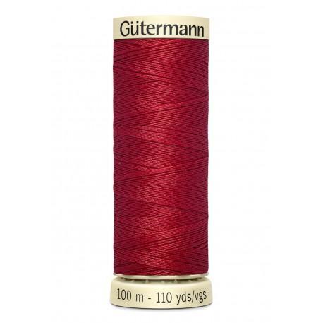 Bobine n046 de fil pour tout coudre polyester gutermann 100 m