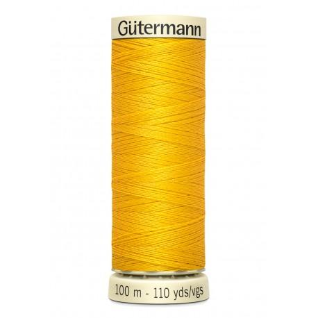 Bobine n106 de fil pour tout coudre polyester gutermann 100 m