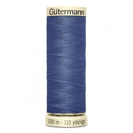 Bobine n112 de fil pour tout coudre polyester gutermann 100 m