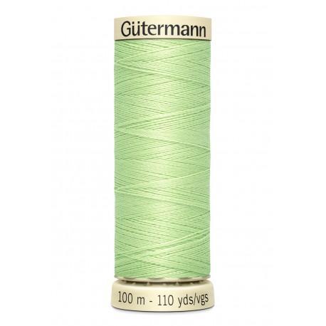 Bobine n152 de fil pour tout coudre polyester gutermann 100 m