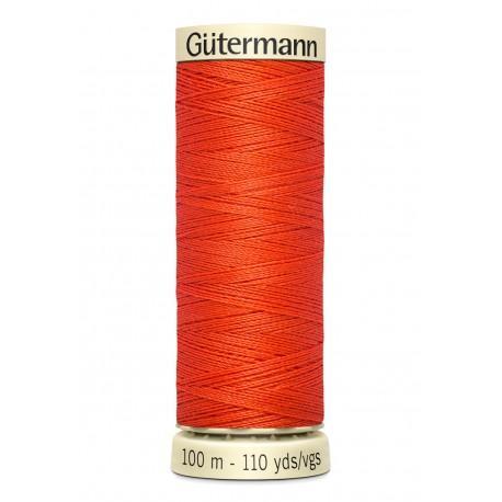 Bobine n155 de fil pour tout coudre polyester gutermann 100 m