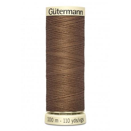 Bobine n180 de fil pour tout coudre polyester gutermann 100 m