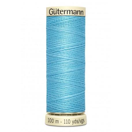 Bobine n196 de fil pour tout coudre polyester gutermann 100 m