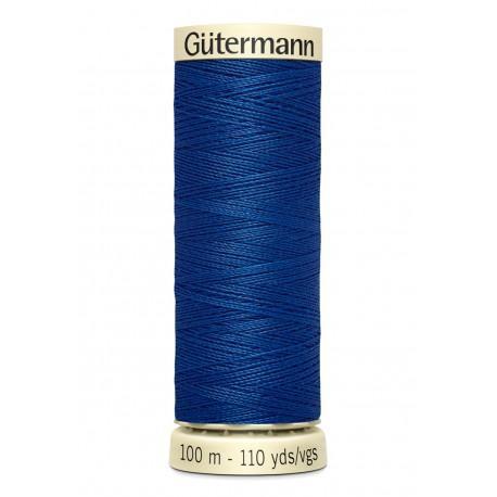 Bobine n214 de fil pour tout coudre polyester gutermann 100 m