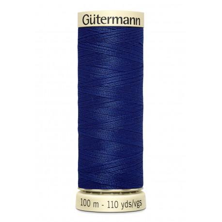 Bobine n232 de fil pour tout coudre polyester gutermann 100 m