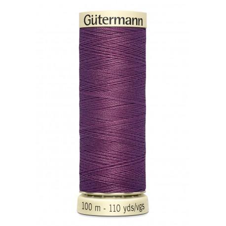 Bobine n259 de fil pour tout coudre polyester gutermann 100 m