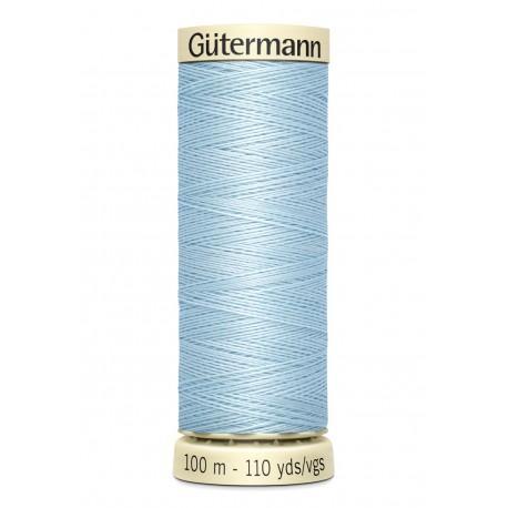 Bobine n276 de fil pour tout coudre polyester gutermann 100 m