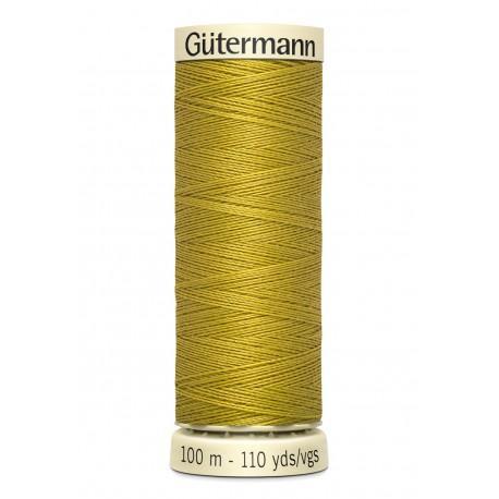 Bobine n286 de fil pour tout coudre polyester gutermann 100 m