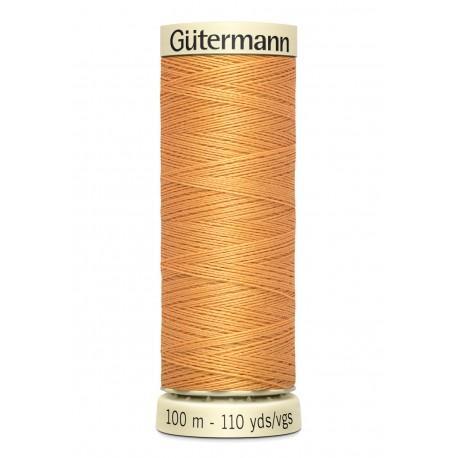 Bobine n300 de fil pour tout coudre polyester gutermann 100 m