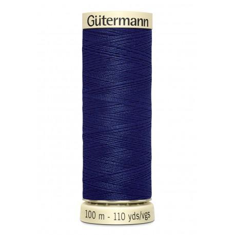 Bobine n309 de fil pour tout coudre polyester gutermann 100 m