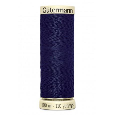 Bobine n310 de fil pour tout coudre polyester gutermann 100 m