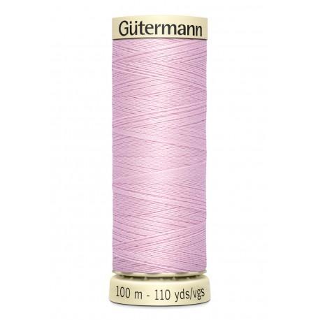 Bobine n320 de fil pour tout coudre polyester gutermann 100 m