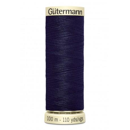 Bobine n339 de fil pour tout coudre polyester gutermann 100 m