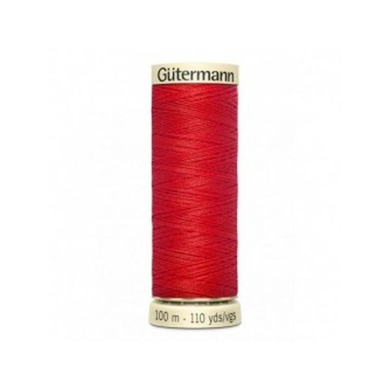 Bobine n364 de fil pour tout coudre polyester gutermann 100 m