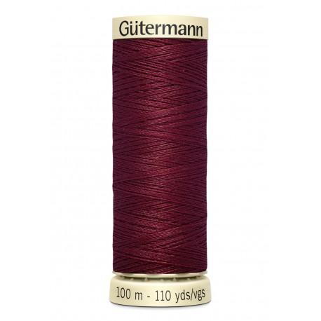 Bobine n368 de fil pour tout coudre polyester gutermann 100 m