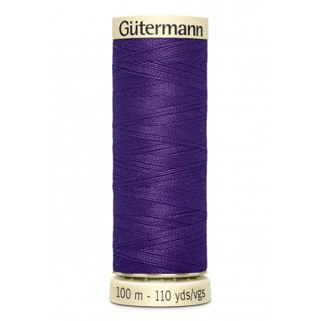 Bobine n373 de fil pour tout coudre polyester gutermann 100 m