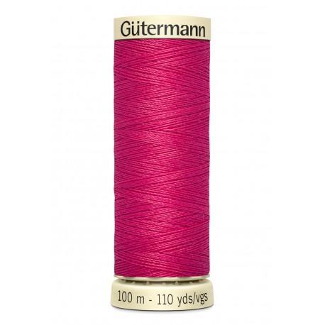 Bobine n382 de fil pour tout coudre polyester gutermann 100 m