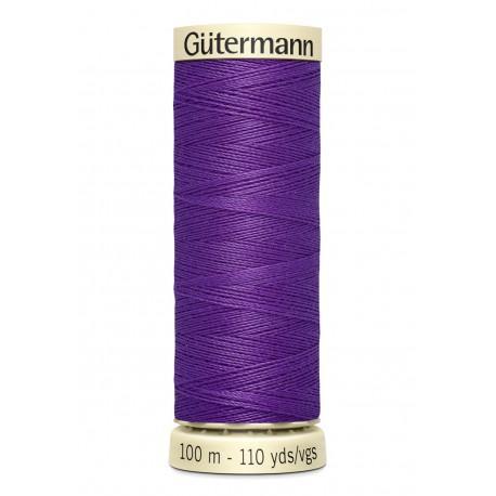 Bobine n392 de fil pour tout coudre polyester gutermann 100 m