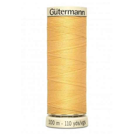 Bobine n415 de fil pour tout coudre polyester gutermann 100 m
