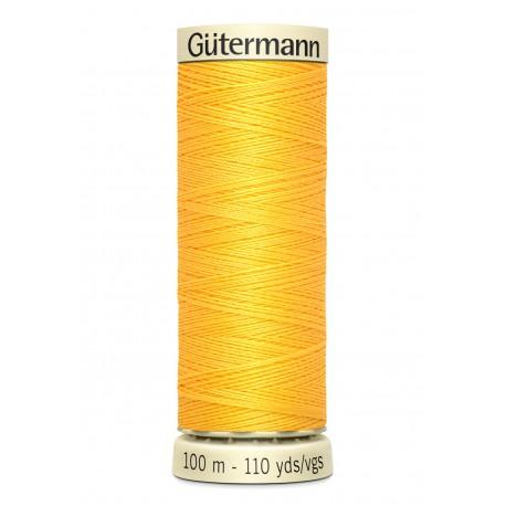 Bobine n417 de fil pour tout coudre polyester gutermann 100 m