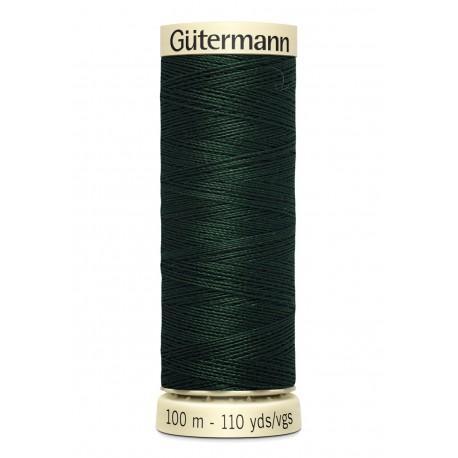 Bobine n472 de fil pour tout coudre polyester gutermann 100 m
