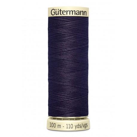 Bobine n512 de fil pour tout coudre polyester gutermann 100 m