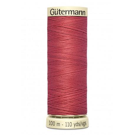 Bobine n519 de fil pour tout coudre polyester gutermann 100 m