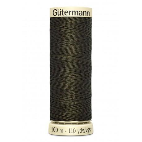 Bobine n531 de fil pour tout coudre polyester gutermann 100 m