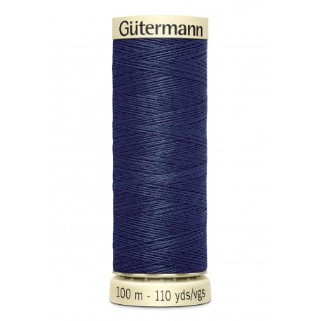 Bobine n537 de fil pour tout coudre polyester gutermann 100 m