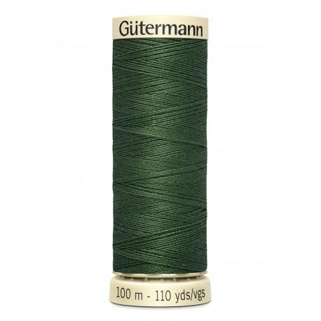 Bobine n561 de fil pour tout coudre polyester gutermann 100 m