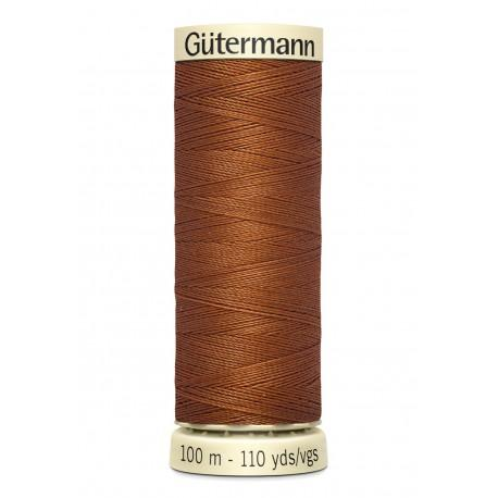 Bobine n649 de fil pour tout coudre polyester gutermann 100 m