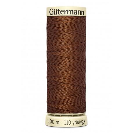 Bobine n650 de fil pour tout coudre polyester gutermann 100 m